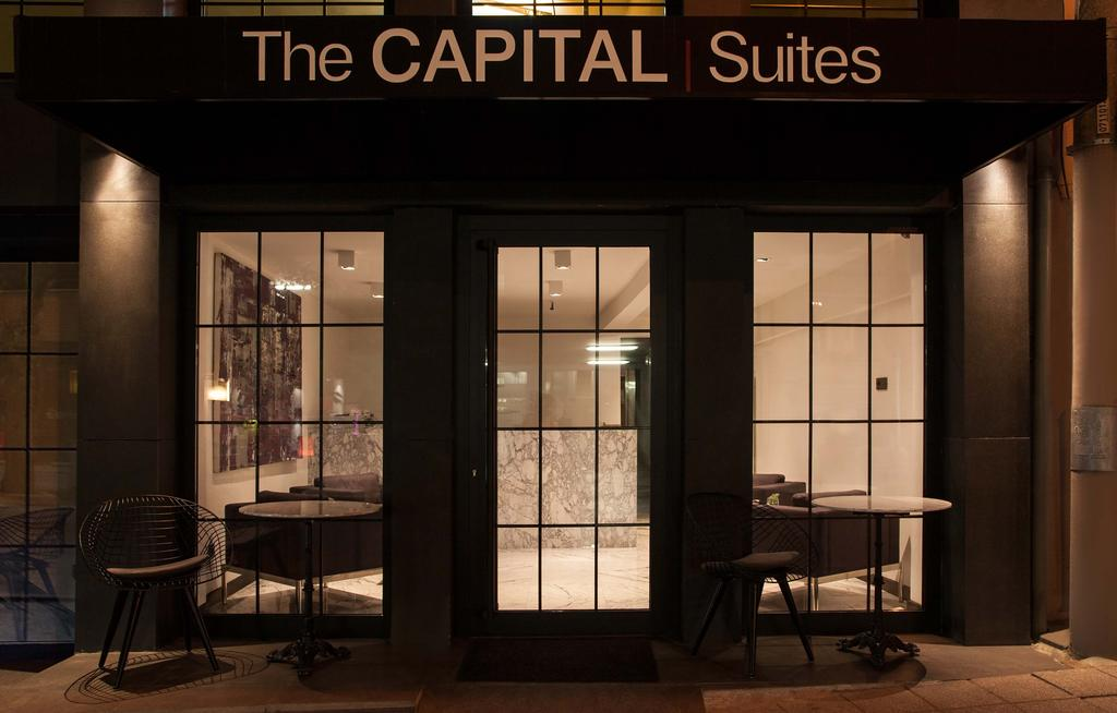 The Capital Suites