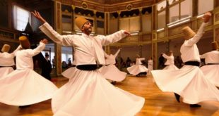 Galata Mevlevi Whirling Derwishes