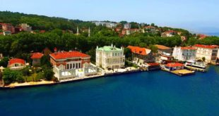 ten fascinating mansions istanbul